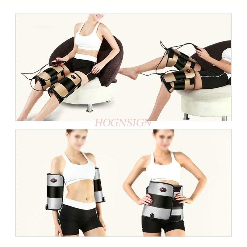 Ginocchiera caldo vecchio gamba fredda borsa assenzio pacchetto di calore di riscaldamento elettrico ginocchio massager comune fisioterapia tesoro strumento - 4