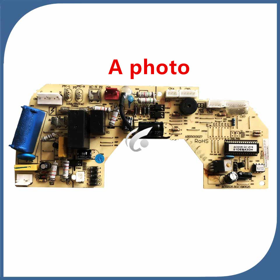 90 new for air conditioning board computer board AR05010027 Rd36GDK02Bp AC02125 RGC 090525 good working