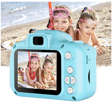 2inch 800W Hd Digital camera video for kids digital cameras students birthday best gift Educational Toys