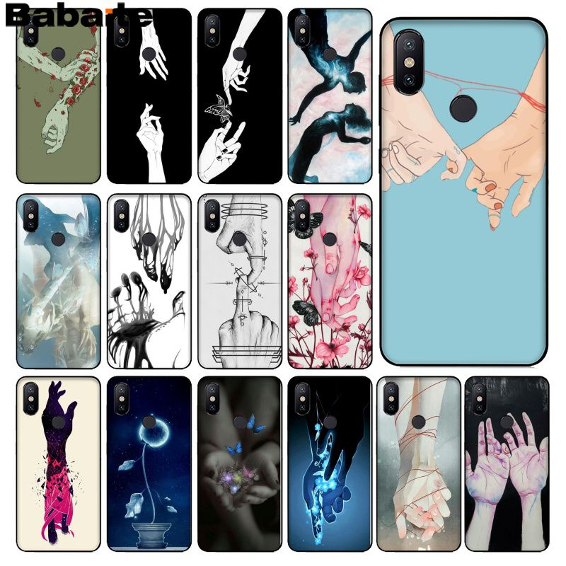 Cellphones & Telecommunications Phone Bags & Cases Yimaoc The Waves Ocean Water Soft Silicone Case For Xiaomi Redmi 6a 5a Note 7 4 4x 5 Plus 6 Pro Mi Plus Black Flower Tpu Cover Products Are Sold Without Limitations