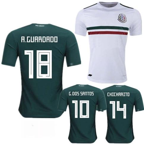 various colors 5ed44 516e4 adults T-shirt MEXICO shirts 2018 2019 men shirts Best ...