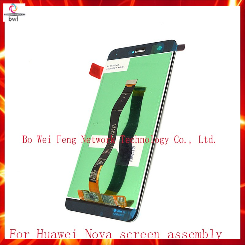 10Pcs DHL EMS High Quality For Huawei Nova 5.0( NOT for NOVA PLUS) LCD Display+Touch Screen Digitizer Assembly Replace Separate dhl ems 10pcs high quality 5 0 for acer