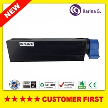 1PCS Re-manufactured for OKI B431 B411 Black Toner Cartridge for Okidata B431 MB461 MB471 MB491 etc. powder for okidata led 401 d for oki data mb 451mfp for oki mb 441 black resetter powder free shipping