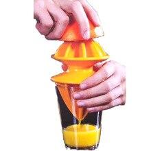 With Funnel Manual Citrus Juicer for Orange Lemon Fruit Squeezer Original Juice Child Healthy Life Potable Machine Kitchen Tool portable manual lemon juicer orange citrus squeezer for fruit squeezer original juice 300ml home healthy life juicer