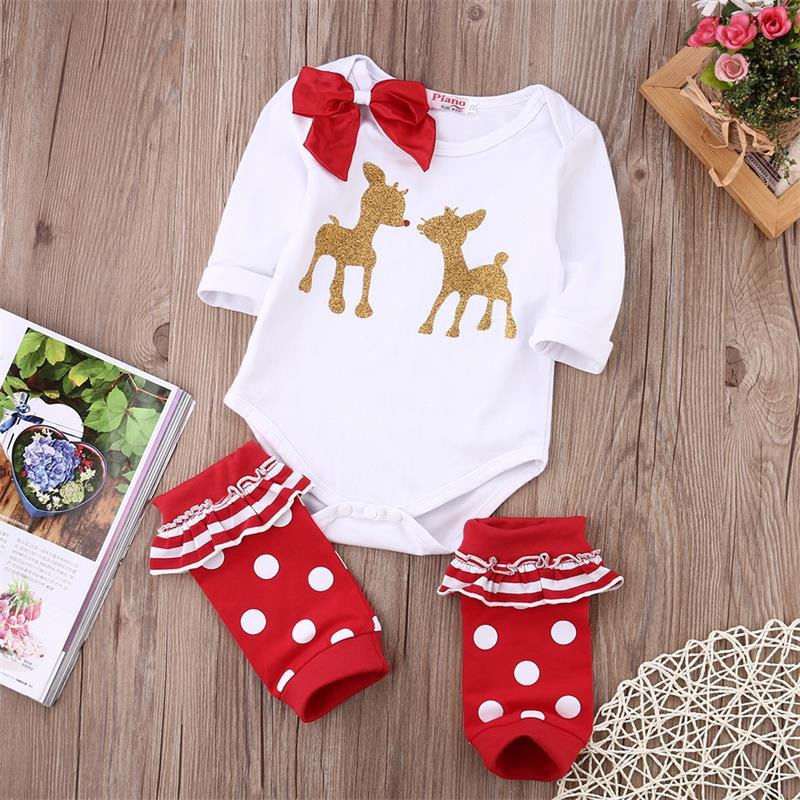 Newborn Baby Clothing Long Sleeve Cotton baby Rompers Girls Boys Clothes roupas de bebe infantil Chrismas costumes maggie s walker baby rompers outfits boys long sleeve banana luxury organic cotton climb clothes toddler girls roupa infantil