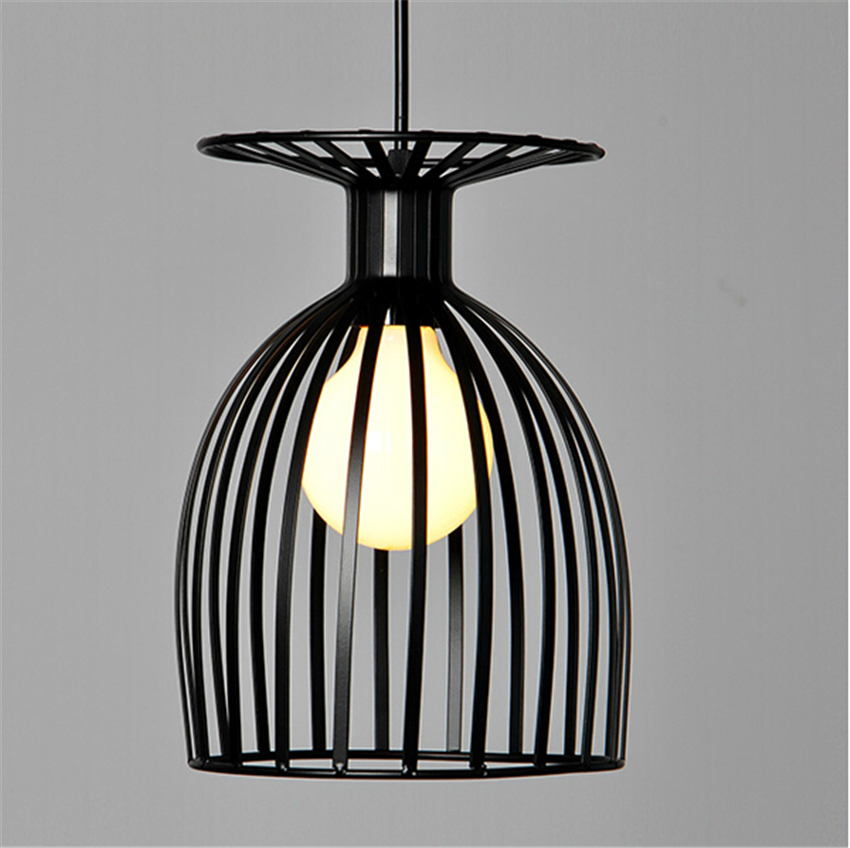 LFH Modern New Bird cage Pendant Lights Iron Hanging Lamps For  living room Restaurant bar bedroom indoor home lighting fixtureLFH Modern New Bird cage Pendant Lights Iron Hanging Lamps For  living room Restaurant bar bedroom indoor home lighting fixture
