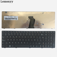 BE Keyboard For Lenovo G580 Z580 Z580A G585 Z585 Belgium BLACK Laptop Keyboard