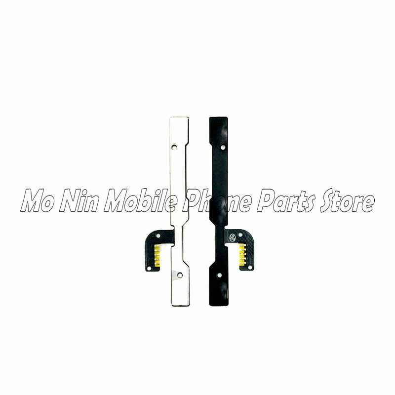 New Power On/off & Volume Up/down Buttons Flex Cable Replacement For Lenovo A606 Phone