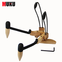 M-37  Wood Stand Folk  and  Acoustic Guitar Support / Guitar Accessories