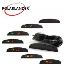 12 В светодиодный дисплей авто помощь обратного хода резервные аксессуары для радара комплект автомобильных датчиков парковки монитор система детектор