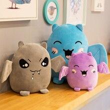 Stuffed Animals Dolls Soft Plush Bat Toy Little Devil For Baby Calm Sleep Toys Kids Bed Room Decor