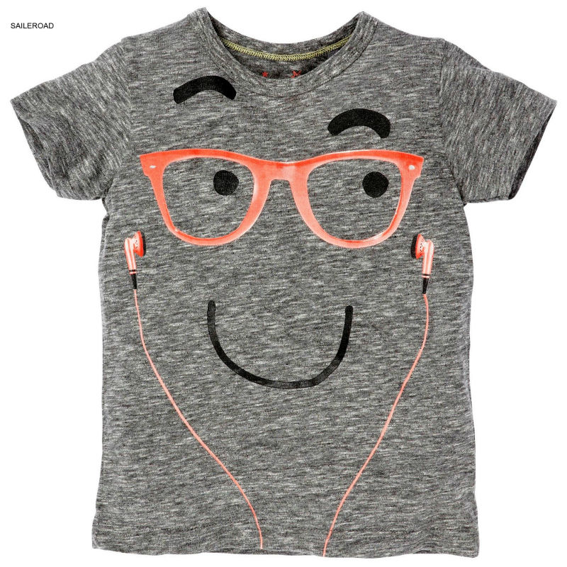 Buy summer kids boys t shirts glasses for T shirt design online store