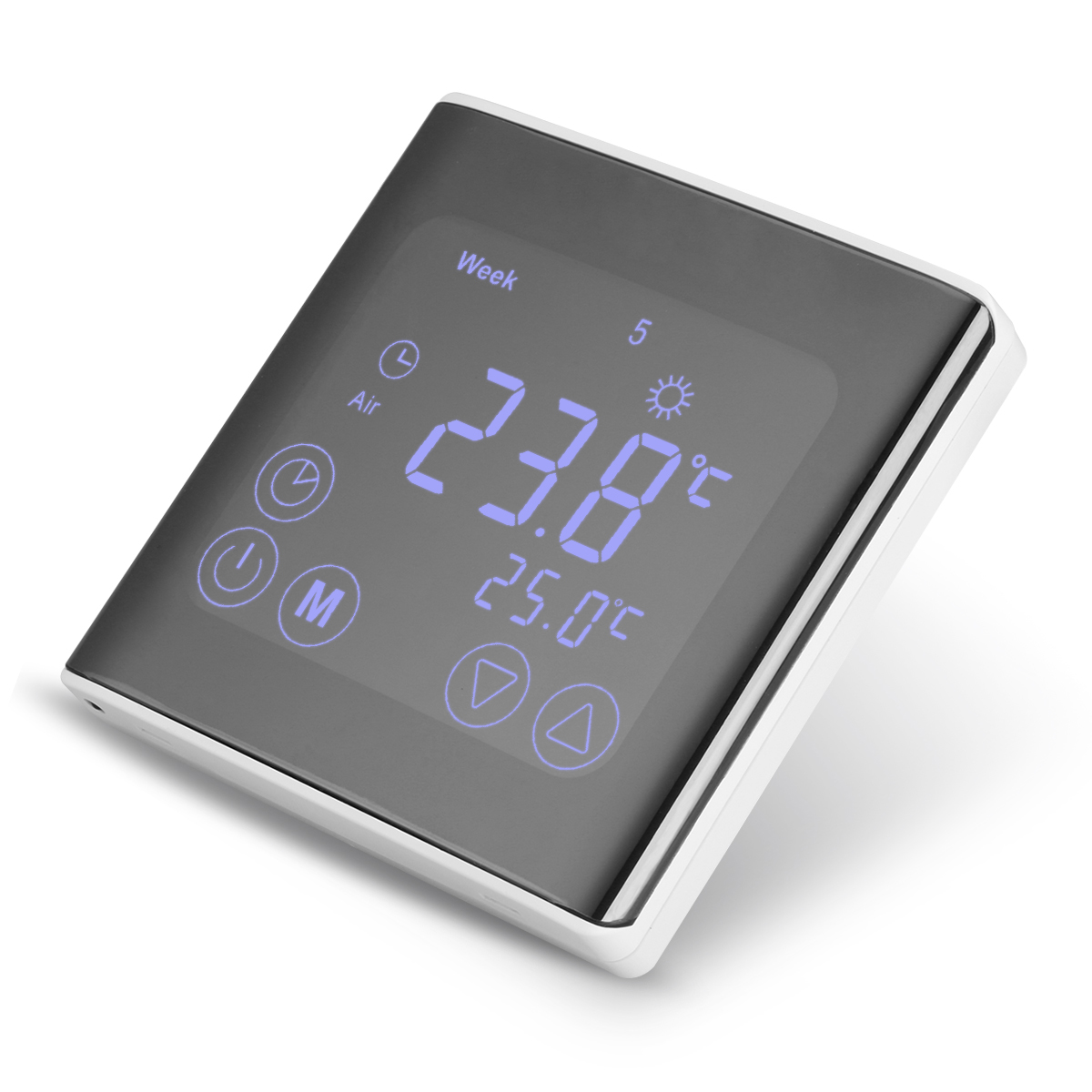 BYC17.GH3 LCD Thermostat Smart Digital Touch Screen Temperatur Control