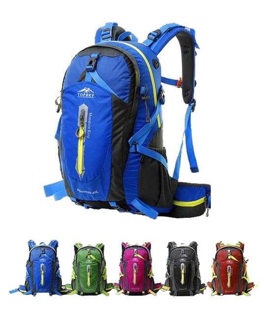 2015 marca de montaña mochila Topsky mochila Outdoor senderismo ...
