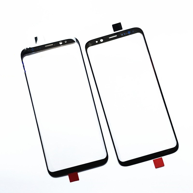 S 8 S8Plus Touch Screen Für <font><b>Samsung</b></font> <font><b>Galaxy</b></font> <font><b>S8</b></font> Plus Front Glas Abdeckung LCD <font><b>Display</b></font> Screen Outer Panel Objektiv Telefon reparatur Teile image