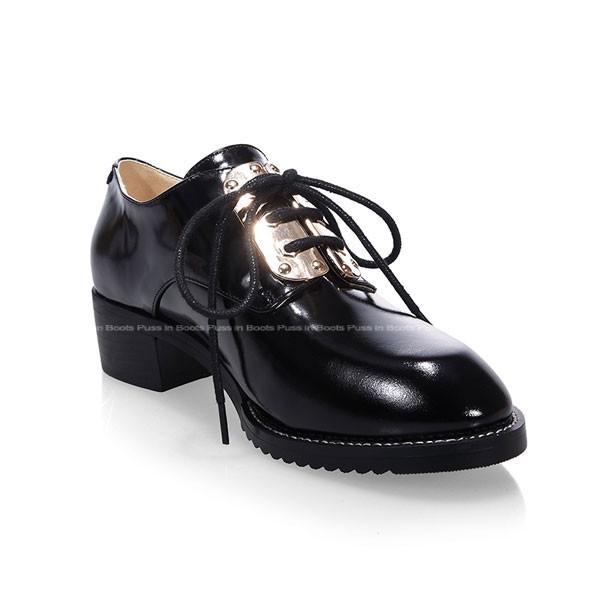 7e1e8d17d0 2015 Autumn Fashion Women Patent Leather Flats Black Oxford Shoes ...