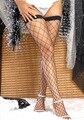 Moda mujeres sexy medias de red de malla medias medias de la alta calidad HWW5628