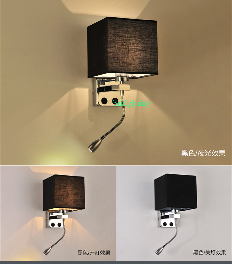 Wall Sconces Art Deco Industrial Wall Sconce Switch LED Up Down Wall  Lighting Adjustable Wall Lamp Dining Room Bedside Lamps In Wall Lamps From  Lights ...