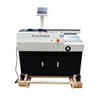 A4 Размер автоматическая машина термоклеевая переплетная D50 A4 книга контракт переплетная машина 220 V 50 hz горячего расплава машина термоклеев