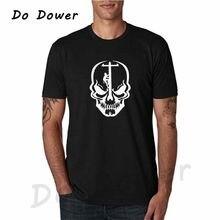 a0c38246 Skull Lineman Electrician Power Pole Printed Funny Birthday Gift Funny  Humor T-shirt Mens Short Sleeve T Shirt Tops Tees Brand