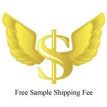 Échantillon gratuit frais d'expédition frais supplémentaires payer sur votre commande