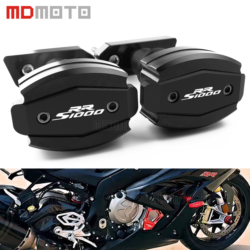 Falling Protection For BMW S1000RR HP4 S 1000 RR S1000 RR 2010-2015 Motorcycle Accessories Frame Sliders Crash Protectors Pads