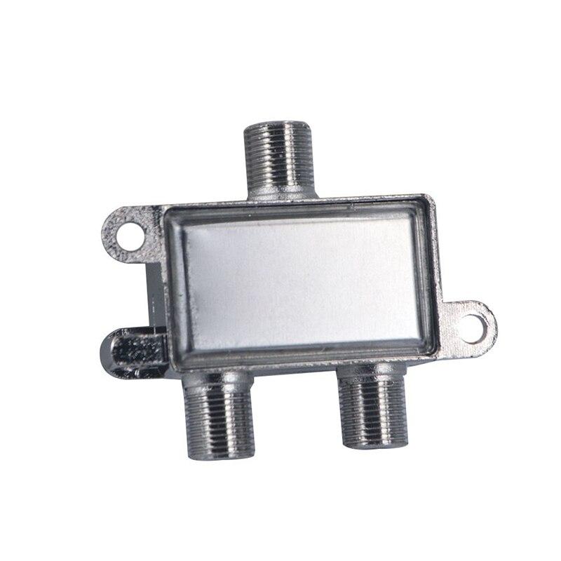 Kvaliteetne 2 in 1 kahesuguse kasutusega kahesuunaline diplexer TV - Kodu audio ja video - Foto 5