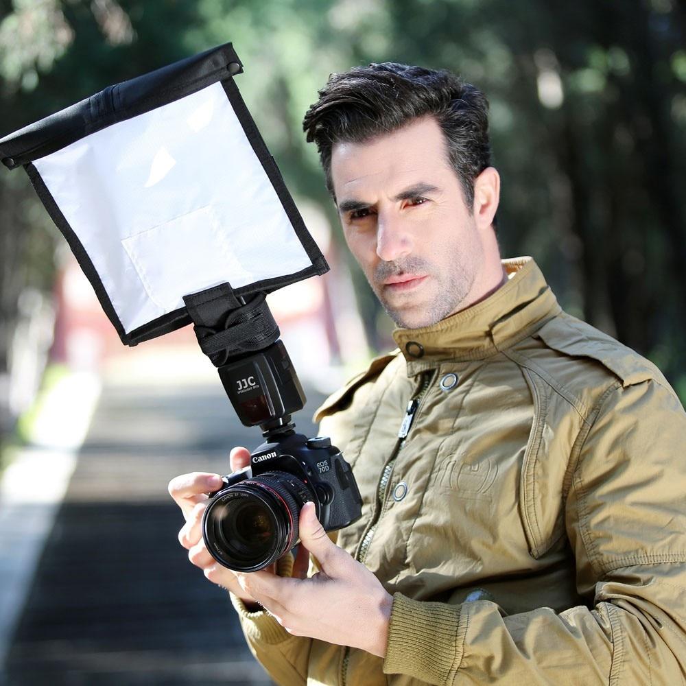 5 en 1 Speedlight Falsh set 3 x reflector de flash plegable + Snoot - Cámara y foto - foto 6