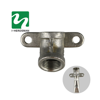 Livestock Veterinary Pig Stainless Steel Nipple Drinking water Connections Pig drinking water Connector Free Shipping