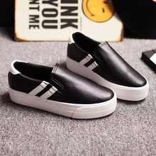 Free shipping summer new heavy-bottomed shoes a pedal canvas shoes casual Le Fu Pi surface