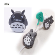 2016 new kawaii totoro cartoon Clip  totoro MP3 music players with totoro earphone and cable  child's gift