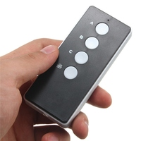 220V 3 Way Port ON OFF Digital Smart Home Remote Control Switch Wireless Receiver Transmitter For