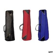 Портативный прочный альт тенор тромбон сумки регулируемый плечевой чехол s Чехол для музыкального инструмента аксессуар