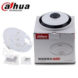 Image 5 - Dahua IPC EW4431 ASW 4MP Panorama 180 Degree POE WIFI Fisheye IP Camera Built in MIC SD Card Slot Audio Alarm In/Out Interface
