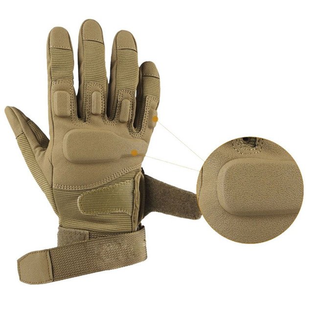 GL01 Military Tactical Gloves