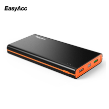EasyAcc 15000mAh Fastest Compact Power Bank Quick Charge 3.0 Universal Portable Charger for All Moblie Phone Tablet