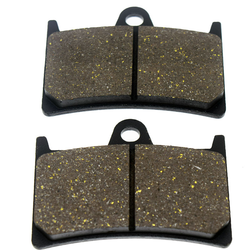 Motorcycle Front Brake Pads For YAMAHA YZF 600 R Thundercat YZFR7 MT07 MT07A Motocage MT09 MT09A SR A TDM900 FZS1000 YZFR1 P18 sintered copper motorcycle parts fa252 front brake pads for yamaha fzs 600 fazer 98 03