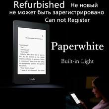 Kindle paperwhite construido en luz de pantalla eink wifi 6 pulgadas ebook electrónica tiene kindle lector de libros electrónicos kobo en tienda de libros electrónicos de tinta electrónica