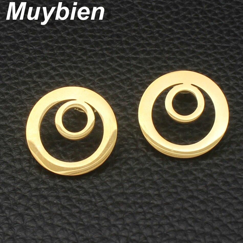 Nuevo patrón de la manera joyería de acero inoxidable collar de - Bisutería - foto 4
