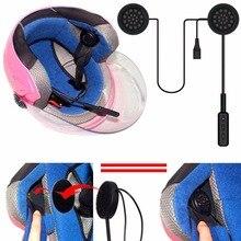 Новый Двигатель Беспроводной гарнитура Bluetooth Двигатель велосипедный Шлем наушников Динамик громкой музыки для MP3 MP4 смартфон