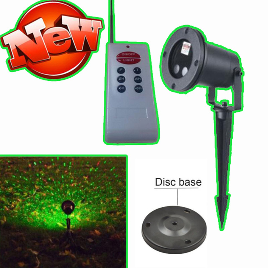 Static flash Outdoor waterproof remote christmas laser projector Lighting Landscape family party Garden Path Light for tree memory efficient data structure for static huffman tree