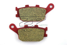 Motorcycle parts Ceramic Brake Pads Fit HONDA VT 1300 CX Shadow 2010 CB 1100 2010-2013 Rear OEM NEW Red Composite Free shipping