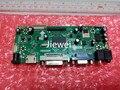 "(Jiewei) Frete grátis M. NT68676 VGA + DVI + HDMI Kit LCD Controlador Board para 15.6 ""B156HW01 1920X1080"