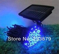 NEW 22m 200 LED Solar Panel Lamps Hyundai Solaris String Flood Lighting Light For Garden Yard