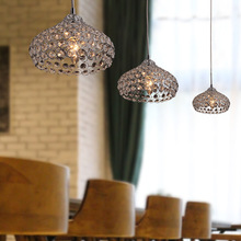 Exquisite crystal chandeliers LED lamps, K9  E14 LED bulb