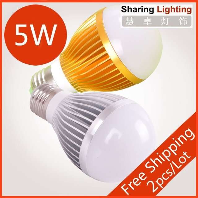 Holiday sale [Huizhuo Lighting]  E27 3W/5W/7W/ 9W/12W/15W 85-265V High power led bulb,free shipping