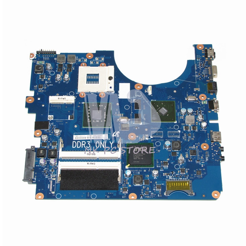 Motherboard For Samsung R530 R528 Main Board BA92-06346A BA92-06346B BA41-01227A PM45 DDR3 Free CPU GT310M GPU купить