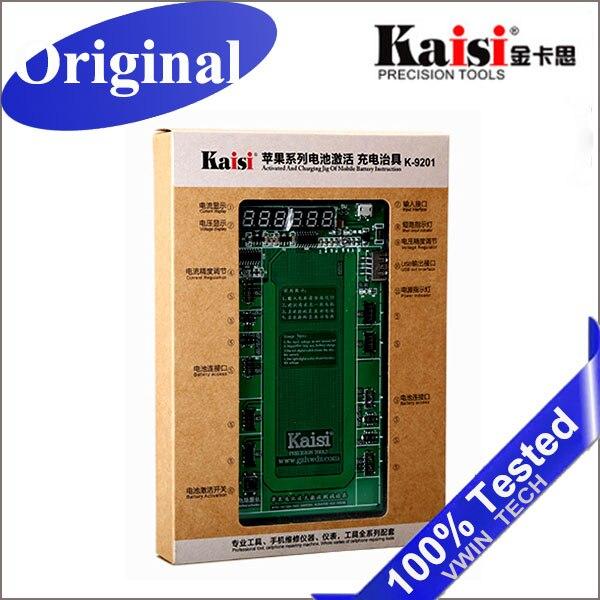 Официальный K-9201 Активации Батареи Заряд Доска + Кабель Micro Usb для iphone 6s 6 splus 6 6 плюс 5 5S 5C 4S 4