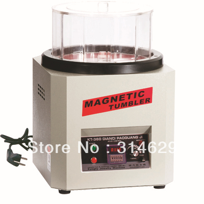 Electric Magnetic Magnetic Tumbler Jewelry Polisher Polishing Machine Jewelry tools for Jewelry Supplies Warranty One Year