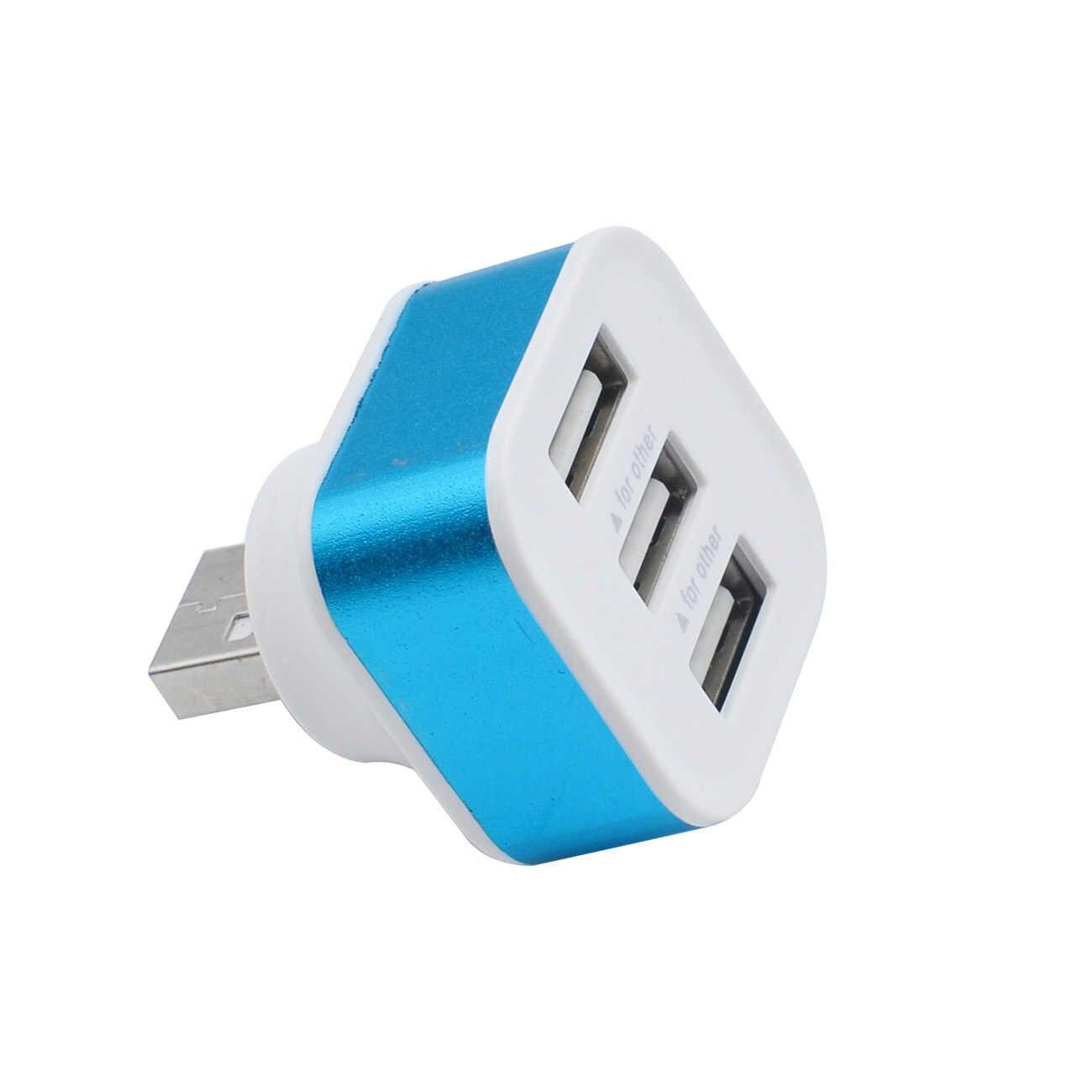 充電マルチ Usb 充電器急速充電壁の充電器 8 シャオ mi mi 9 携帯電話充電器 3 ポート